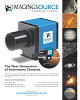 Full Page Advert for FireWire Astronomy Cameras