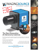 Full Page Advert for USB Astronomy Cameras