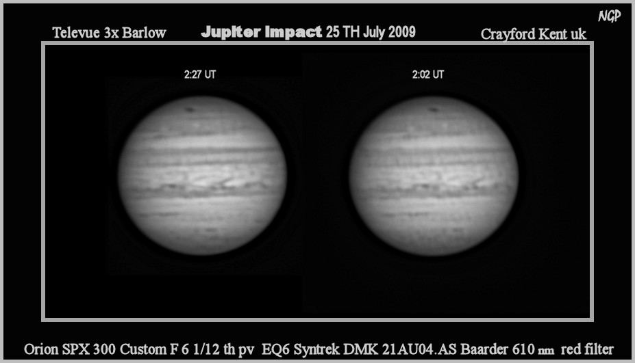 2009 Jupiter Impact