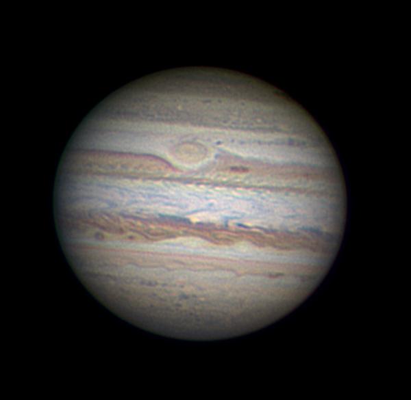 Stunning Jupiter Image