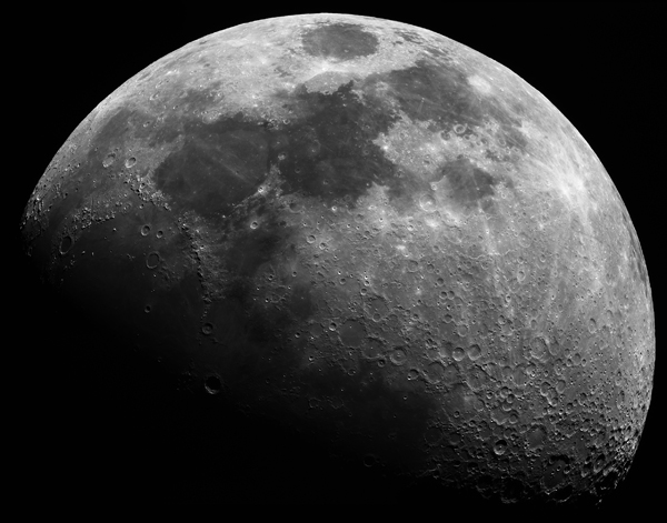 Mosaic Image of the Moon
