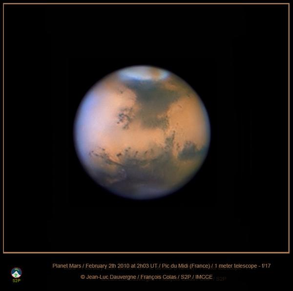 Mars Approach 2010