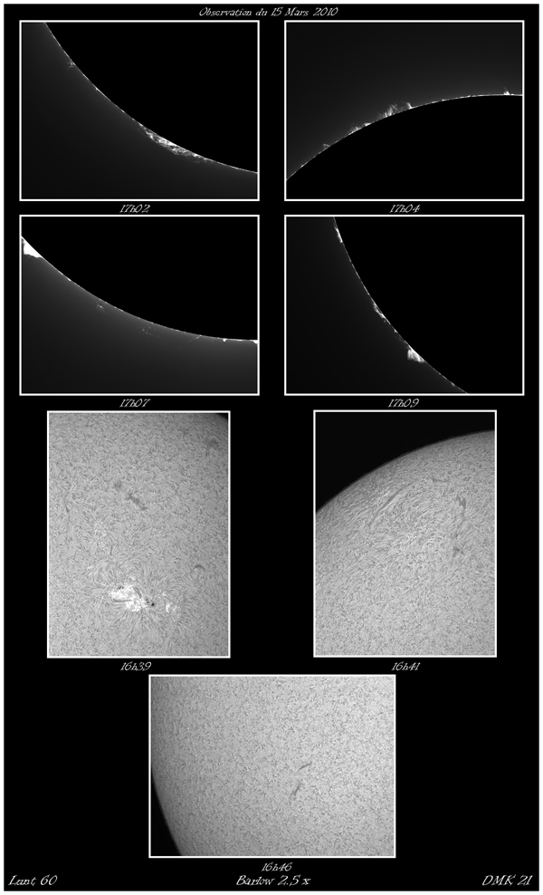 Solar Images
