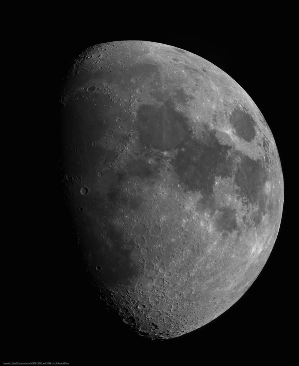 The Moon Mosaic