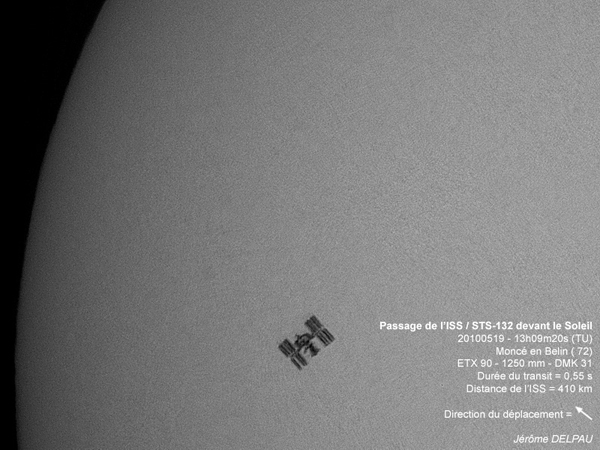 ISS Transit