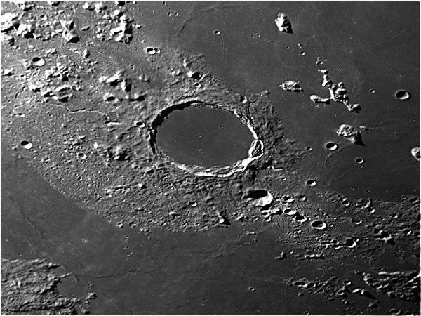 The Moon - Plato