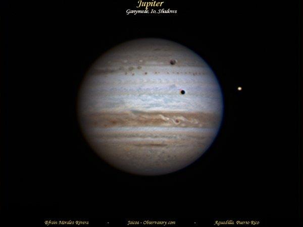 Jupiter Photo by Efrain Morales