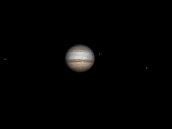 Jupiter and its Satellites