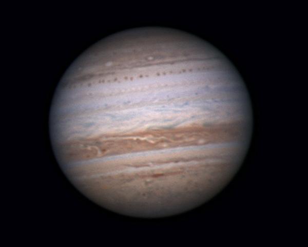 Jupiter September 2010