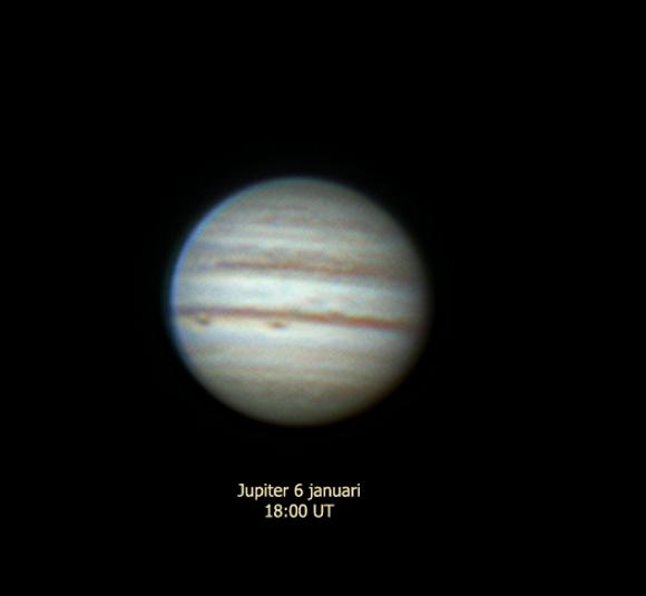 Edwin Pottillius - Jupiter