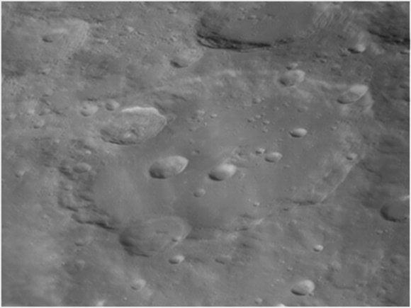 Edwin Pottillius - Moon: Clavius