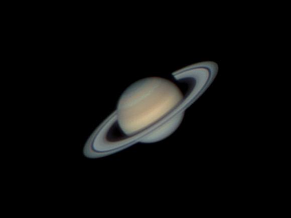 Saturn - John Earl