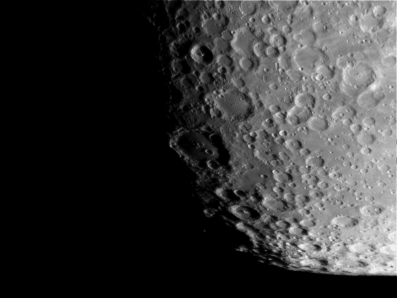 Moon - Clavius and Tycho