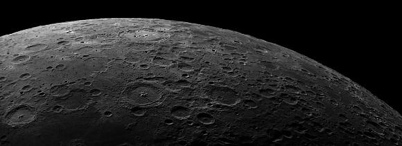 Moon on January 2013