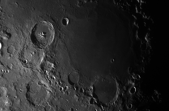Mosaic of the Moon by Stefan Hahne