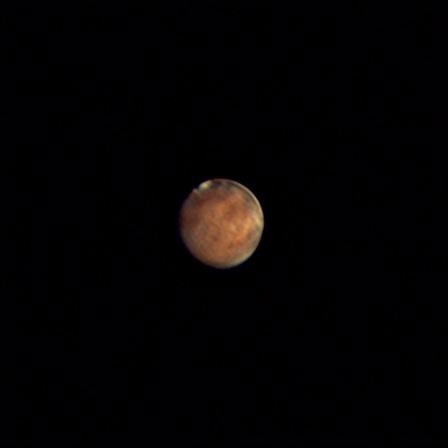 Mars by Fayçal Demri