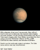 Mars at 6 Arcseconds